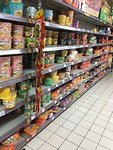 noodles in de Carrefour