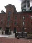 Brewery district Toronto