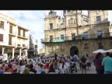 Buiten concert plaatselijke Harmonie, Astorga, zo kan het ook zijn in Loret del Mar volgend jaar??