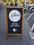 Hillsong dienst