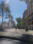 De stad uit richting Tortosa