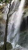 Watervallen bij Pitarque