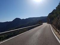 Onderweg van Pitarque naar Villarluengo