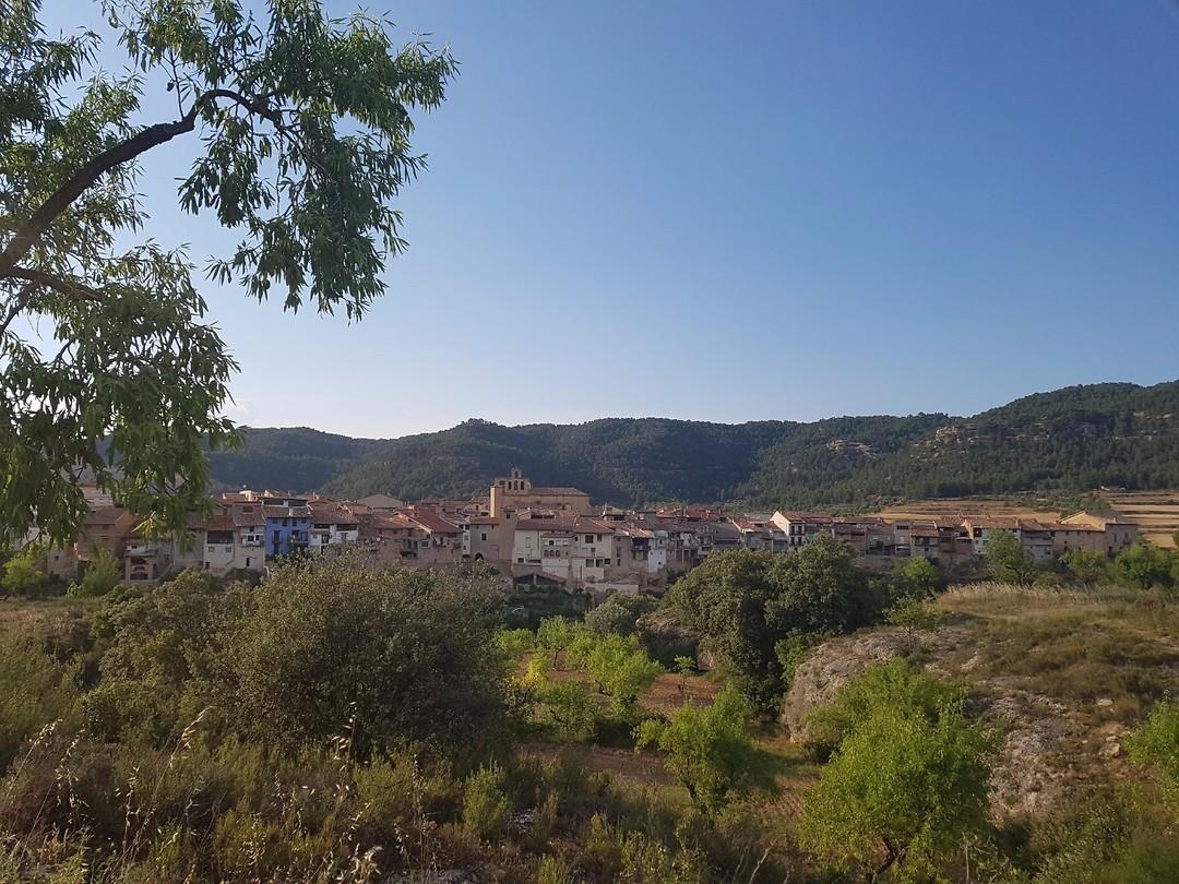 Wandeling in de omgeving van Rafales