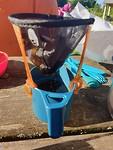 Handige filterhouder