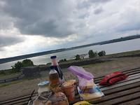 Lunch bij Concordia See