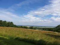 Mooie doorkijkje naar Quedlinburg