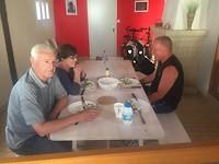 gezellig samen eten