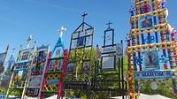Feest in Barcelos: de cruches Jesus Christ