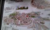 plattegrond verwoeste deel Guernica