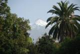 en altijd weer El Teide op de aachtergrond