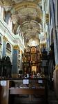 rijk versierde barok kerk