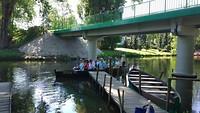 boottochtje over de Krutynia rivier