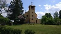 orthodox klooster en kerk in Wojnowo