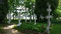 hun begraafplaats