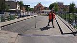 mazurie: draaibrug gaat nog met de hand open