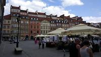 Oude Markt, helemaal weer opgebouwd