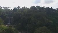 Tegalallang waterfall