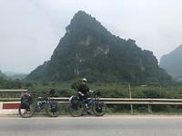 En dan alsnog een foto van de eenzame berg