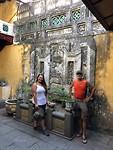 In het oudste (Chinese) huis van Hoi An
