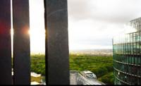 Uitzicht over Berlijn