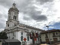 Historisch centrum van Cuenca