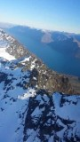 Helicoptervlucht over The Remarkables