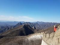 De Chinese Muur!