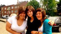 Sarah, Eline en Sanne