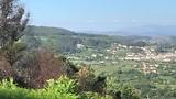 Uitzicht over het dal.