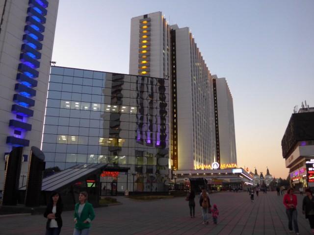 Izmailovo Gamma Delta Hotel Moscow Tripadvisor