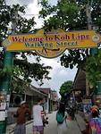 De gezelligste straat van het eiland