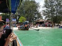De haven van Koh Lipe