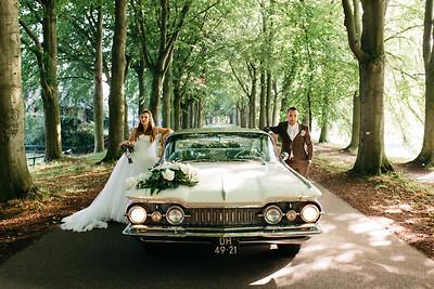 Mr. & Mrs. van Brugge❤️