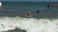 Beach girl Lotte 💜