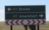Je waant jezelf thuis hier in Zuid-Afrika.