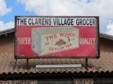 Betoverend Clarens, veel kunst en knusse winkeltjes.