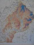 Lesotho, een land in Zuid-Afrika en volledig omringd door Zuid-Afrika.