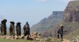 Terug in de tijd in Lesotho.