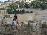 Veel stenen en oudheid in het indrukwekkende Jeruzalem