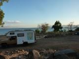 Aan het meer van Gallilee, 2 nachten verbleven