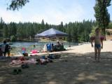 Titelfoto: Pine Mountain Lake