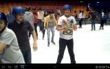 schaatsen, leuk!