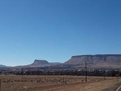 Platte bergen