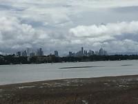 Skyline vanaf de andere kant gezien