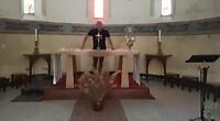 Mijn eerste kerkdienst