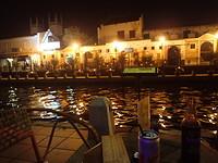 Reggae bar aan de rivier