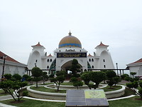 """Drijvende"" moskee"