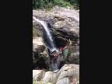 Waterval 4 Antoinette's jump