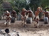 Zulu Dancers 1